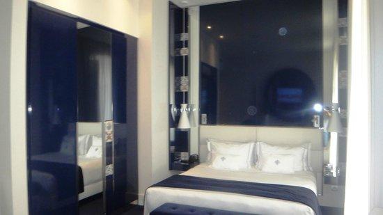 Hotel Portugal : Quarto