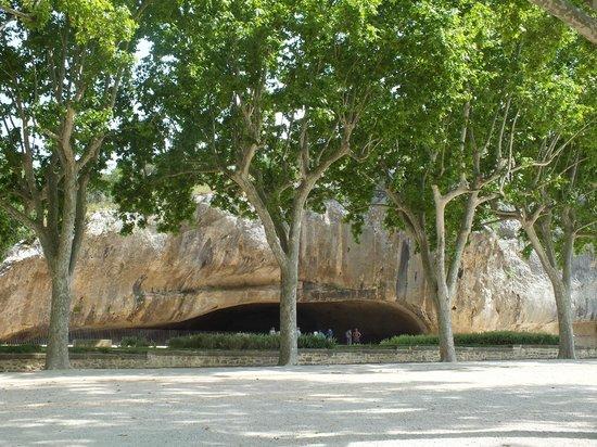Pont du Gard : Margens do Rio Gard