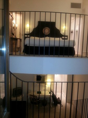 UNA Hotel Palace: Junior suite