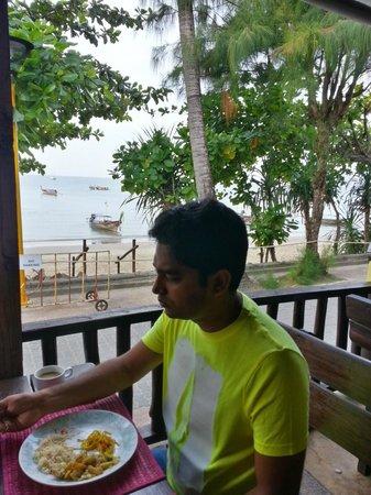 Phra Nang Inn : Breakfast Buffet