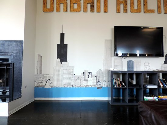 Urban Holiday Lofts : Common Area