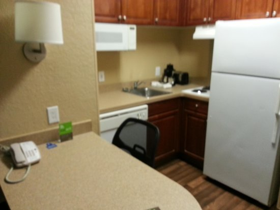 Extended Stay America - Fort Lauderdale - Cypress Creek - Park North : Large fridge