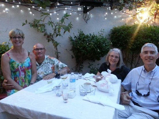 Capo San Giovanni's Mari e Monti: Another perfect meal with friends