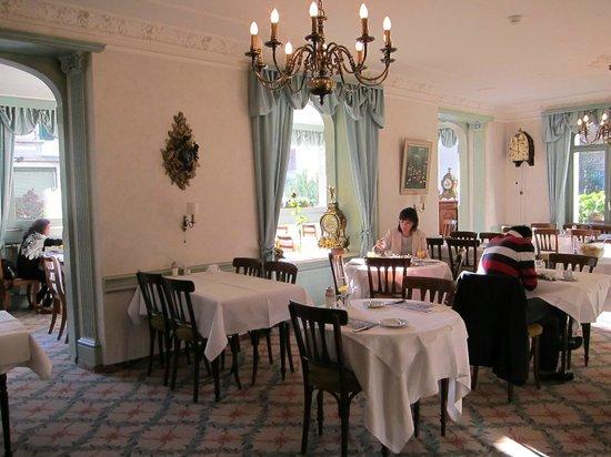 Hotel de la Paix : Bfast Room