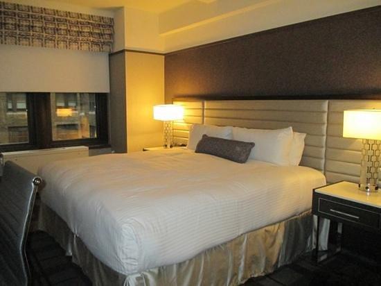 Park Central Hotel New York : La chambre