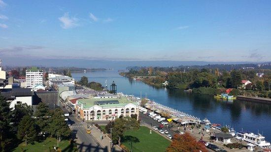 Hotel Dreams Valdivia : La mejor vista