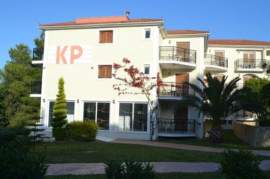 Katerina Palace Hotel May 2014