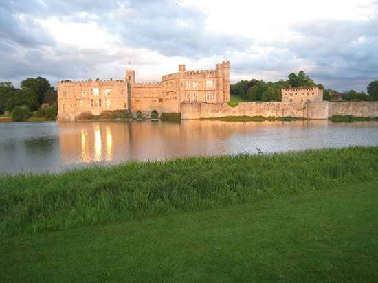 Knight's Glamping at Leeds Castle : Leeds Castle