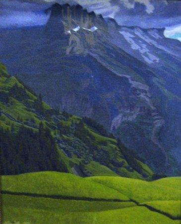Thielska galleriet: J. F. Willumsen: Landscape