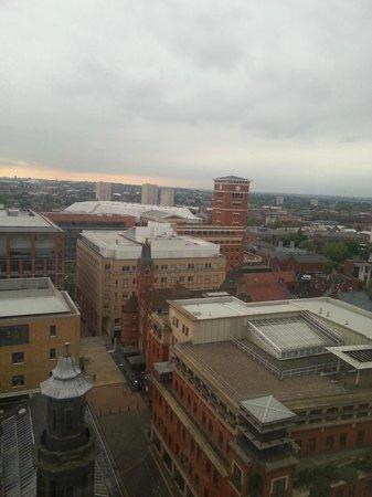Jurys Inn Birmingham : Views of Birmingham