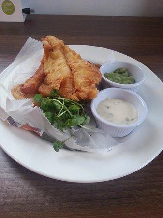 Jurys Inn Birmingham : Fish & Chips