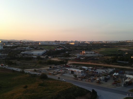Ramada Plaza Istanbul Asia Airport: View from room