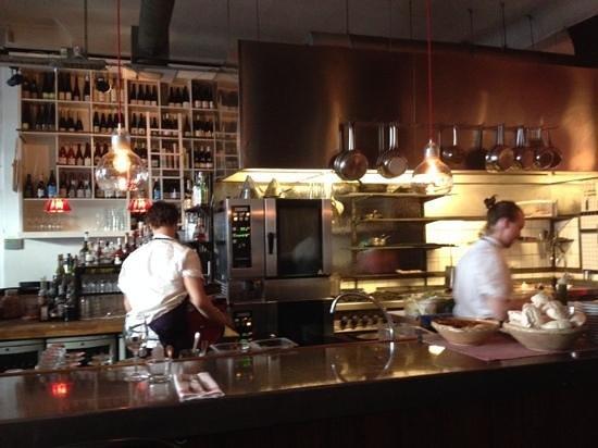 Bastard: Bar och kök på Basterd