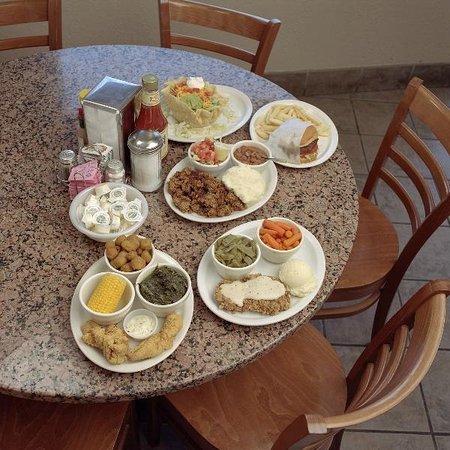 Blue Bonnet Cafe Marble Falls Menu Prices Amp Restaurant