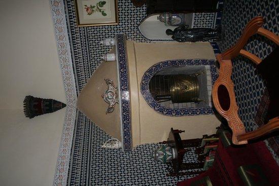 Riad Damia : Detalle decoración 2