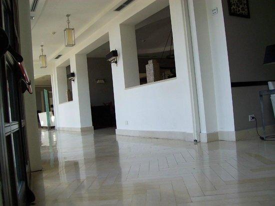 Grand Hotel Villa Itria: Part of the hall