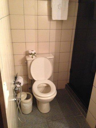 Hotel Casa da Montanha: Banheiro