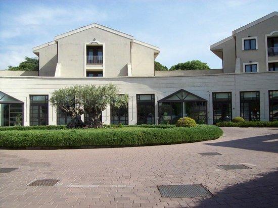 Grand Hotel Villa Itria: Entrance