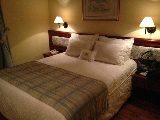 Hotel Casa da Montanha: Cama de casal