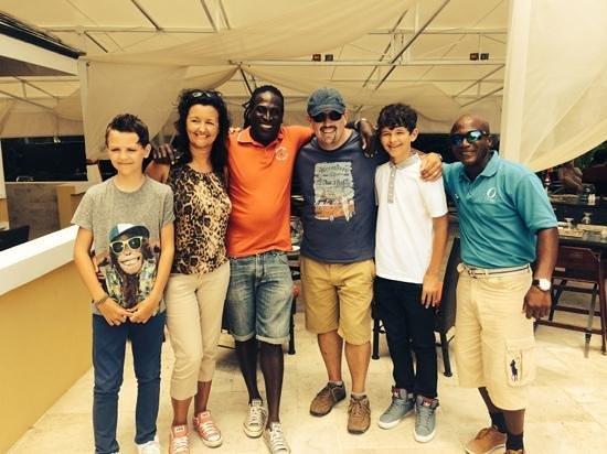 Ocean Two Resort & Residences: The fantastic beach team