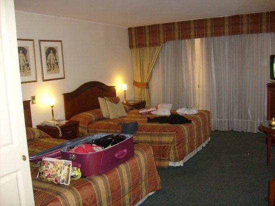 Hotel Neruda: Quarto do Hotel