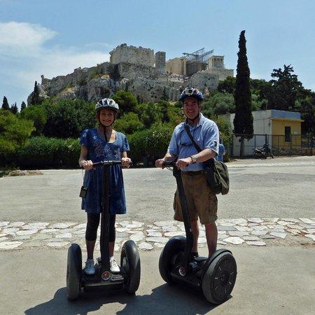 Athens Segway Tours: The Acropolis tour with Athens Segway!