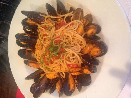 Mamma Mia: Spaghetti with Muscles
