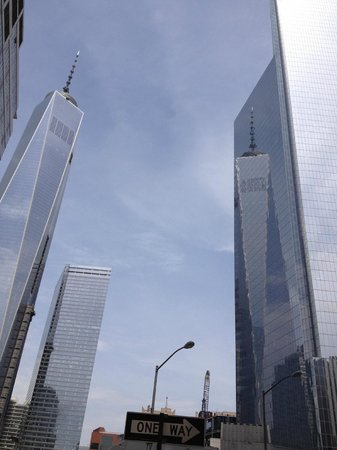Custom & Private New York Tours Inc: 9/11 Memorial