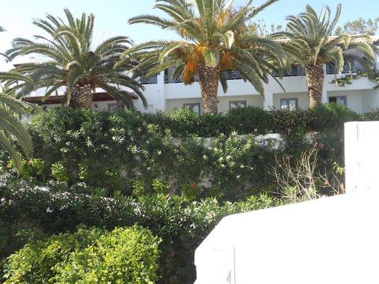 Annabelle Beach Resort: view of gardens