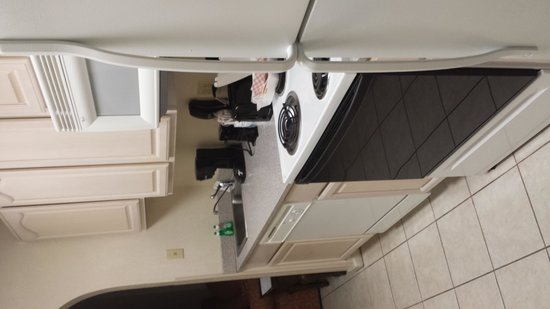 Holiday Inn Hotel & Suites Ocean City : kitchen