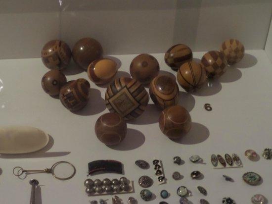 Textile Museum : штопальные грибки