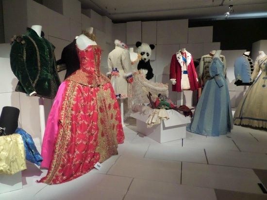 Textile Museum : Залы