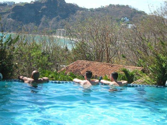 Pelican Eyes Resort & Spa: One of the infinity pools