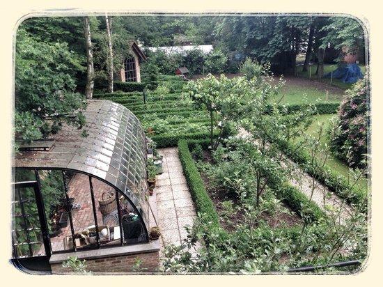B&B Noodrust : Calm and green everywhere