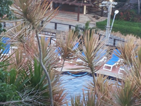 Rio Buzios Beach Hotel : Linda Vista