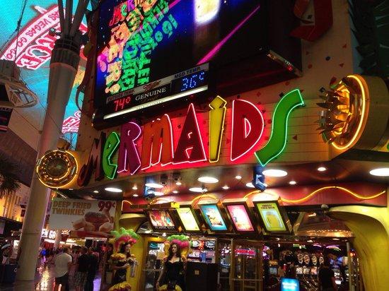 Mermaids casino las vegas nv