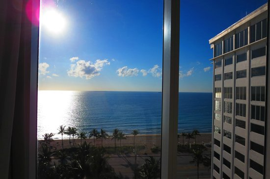 Sonesta Fort Lauderdale Beach: View from room