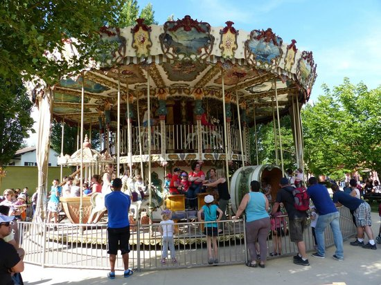 Touroparc Zoo : Carrousel