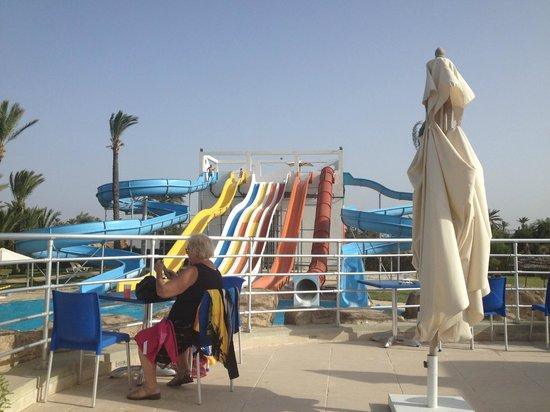 SunConnect One Resort Monastir : Water slides
