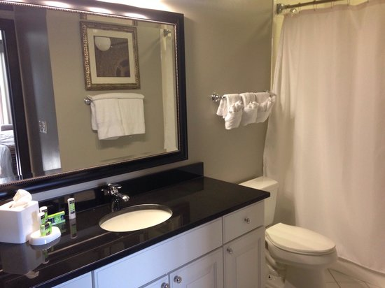 Marriott's Fairway Villas : Second bathroom