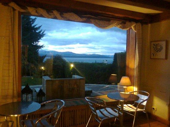 La Barraca Suites: Desayunar con esta vista te prepara para un día inmejorable...