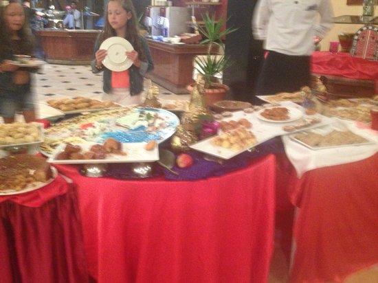 One Resort Monastir : Sweet buffet