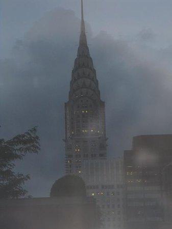 Dumont NYC–an Affinia hotel: vista del edificio Chrysler desde la habitacion.