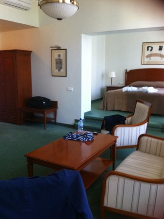 Kaunas Hotel: Some of the room