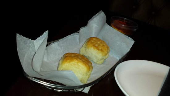 Acadiana: house made biscuits