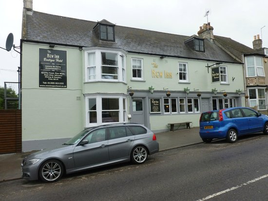 Thirtyfive B&B: The New Inn