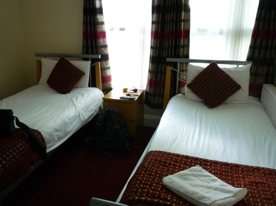 Saba Hotel London: Room 54
