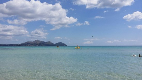 Playa Garden Selection Hotel & Spa : The beach