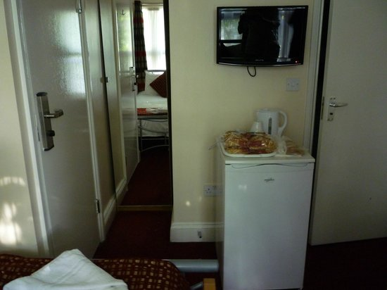 Saba Hotel London : Room 54