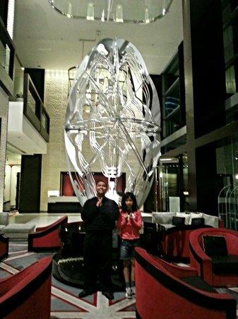 Crown Promenade Melbourne: Foyer